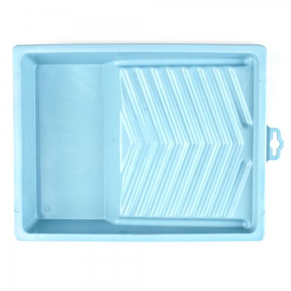 Cubeta esmaltar grande plastico