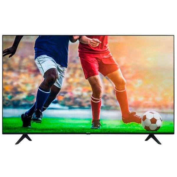 Hisense h50a7100f televisor 50'' smart tv led 4k uhd hdr 1600pci ci+ hdmi usb  bluetooth
