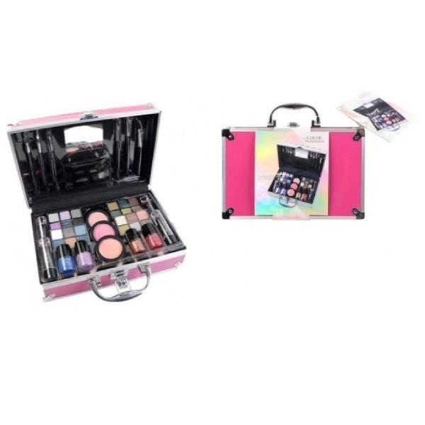 Markwins maletín de maquillaje Bon Voyage 43 piezas