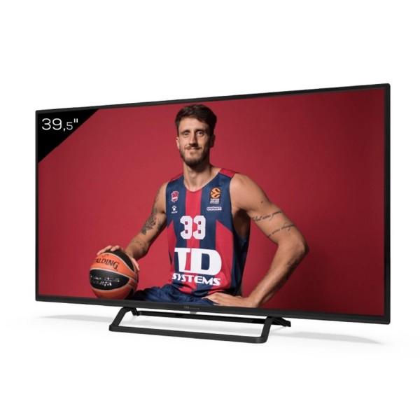Td systems k40dlx11f televisor 39.5'' lcd direct led fullhd hdmi usb ci+ dolby digital plus