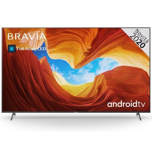 Sony ke-85xh9096 televisor 85'' full array led uhd 4k hdr android tv