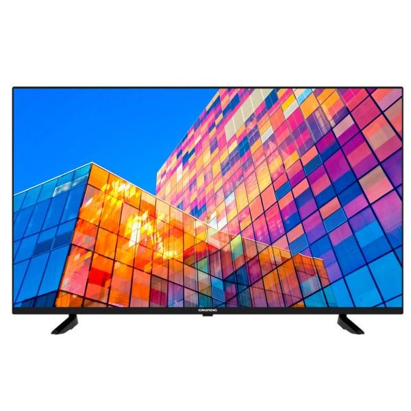 "Grundig 43gfu7800b tv 43""/ultra hd 4k/android tv/chromecast/google play store"