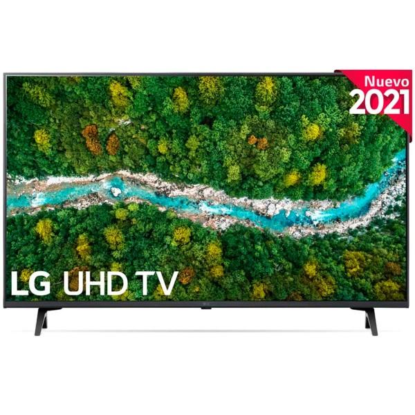 Lg 50up76706lb televisor smart tv 50'' uhd 4k hdr