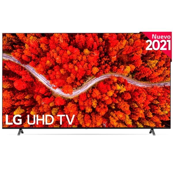Lg 82up80006lb televisor smart tv 82'' uhd 4k hdr